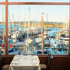 Marina Restaurant in Oak Bay