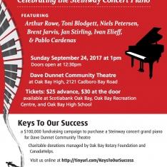 Pianorama 2 in Oak Bay
