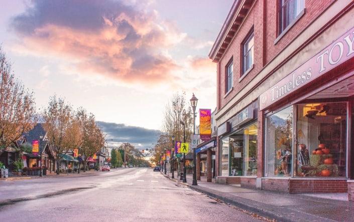 Shop oak bay avenue