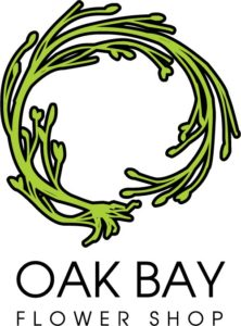 Oak Bay Flower Shop Logo