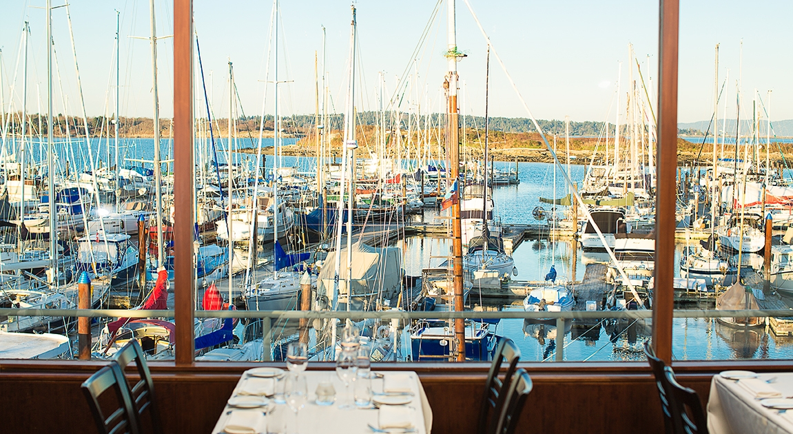 Marina Restaurant in Oak Bay