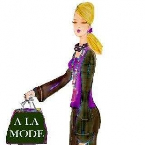 A La Mode upscale consignment
