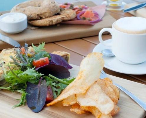 Marina Dockside Eatery