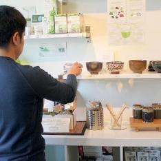Just Matcha Tea Shop