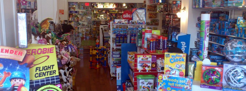 Timeless Toys in Oak Bay Village