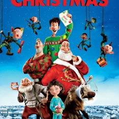Arthur Christmas screening at Oak Bay Beach Hotel