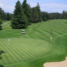 Uplands Golf Club Oak Bay