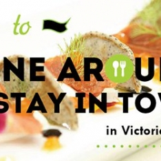 Victoria's dine around