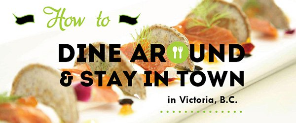 Victoria's dine around