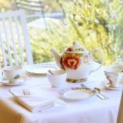 Abkhazi Gardens Tea House