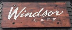 Windsor Cafe, Oak Bay