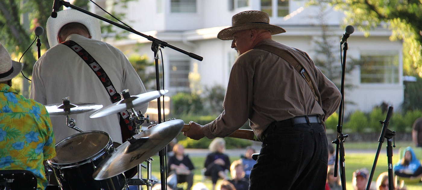 Oak Bay's Free Summer Concerts in Willows Beach